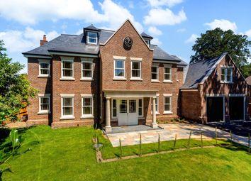 Thumbnail 6 bedroom detached house to rent in Beechwood Avenue, Weybridge