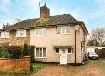 Thumbnail 4 bed semi-detached house to rent in Haynt Walk, Wimbledon, London