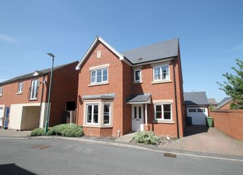 Thumbnail 4 bed detached house for sale in Webbs Way, Tewkesbury