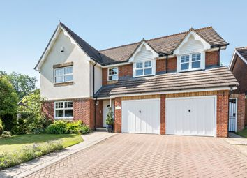 5 bed detached house for sale in Larkspur Way, Southwater RH13