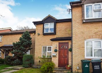 Thumbnail 4 bed end terrace house for sale in Redwood Close, Watford