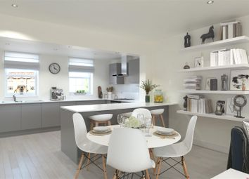 Thumbnail 2 bed town house for sale in St. Peters Road, Rugby