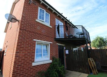 Thumbnail 1 bed end terrace house for sale in Parsons Close, Fernwood, Newark