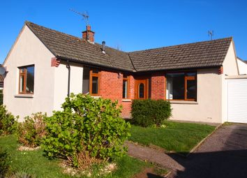 Thumbnail 2 bedroom detached bungalow for sale in Manor Mill, Knowle