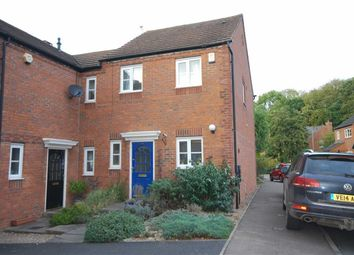 Thumbnail 2 bed terraced house for sale in Browning Road, Ledbury, Herefordshire