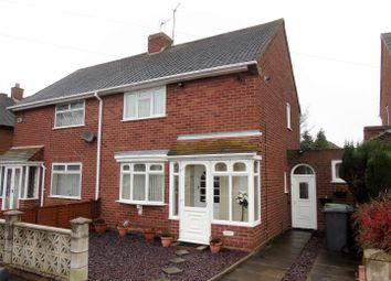 Thumbnail 2 bedroom semi-detached house for sale in Bealeys Avenue, Wednesfield, Wolverhampton