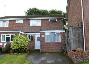 Thumbnail 2 bed semi-detached house to rent in Earlswood Drive, Alderholt, Fordingbridge