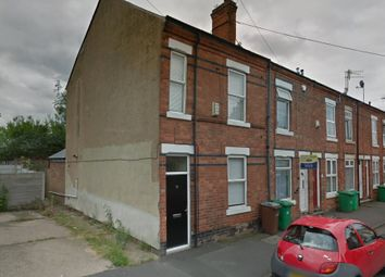 3 bed end terrace house to rent in Vernon Avenue, Old Basford, Nottingham NG6