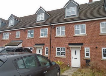 Thumbnail 4 bedroom town house to rent in Valley Mill Lane, Bury