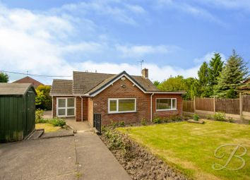 Thumbnail 3 bed detached bungalow for sale in Common Road, Huthwaite, Sutton-In-Ashfield
