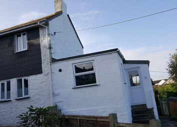 Thumbnail 2 bed cottage for sale in Factory Cottages, Godolphin Road, Helston