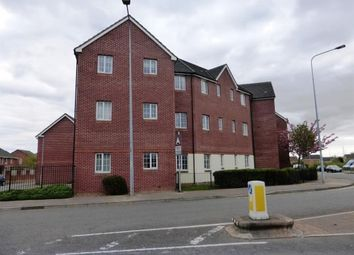 Thumbnail 1 bed flat to rent in Harrison Drive, St Mellons, Cardiff