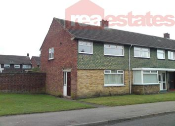 Thumbnail 3 bed terraced house to rent in St. Andrews Road, Spennymoor