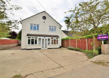 Thumbnail 4 bed detached house for sale in Halstead Road, Colchester