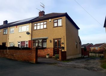 Thumbnail 3 bedroom end terrace house for sale in Barrs Court Road, Barrs Court, Bristol