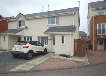 Thumbnail 2 bed semi-detached house for sale in Clos Gerallt, Llanbadarn Fawr, Aberystwyth