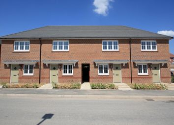Thumbnail 2 bed terraced house for sale in 5 Todd Row, Hartford, Northwich