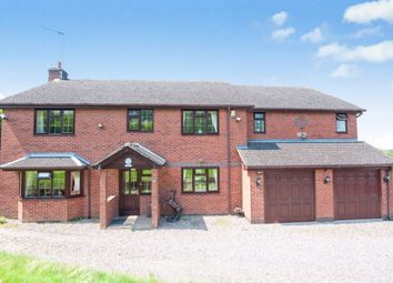 Thumbnail 4 bed detached house for sale in Holly House Coopers Coppice Sevens Road, Cannock Wood, Cannock
