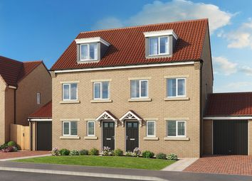 "Thumbnail 3 bedroom semi-detached house for sale in ""The Sycamore"" at Off Trunk Road, Normanby, Middlesbrough"