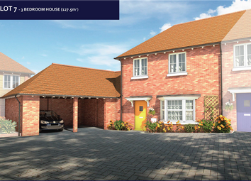 Thumbnail 3 bed link-detached house for sale in Maidstone Road, Lenham, Kent