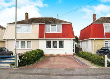 Thumbnail 2 bed semi-detached house for sale in Marks Road, Stubbington, Fareham