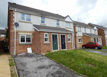 Thumbnail 3 bed semi-detached house to rent in Sheldon Road, Buxton, Derbyshire
