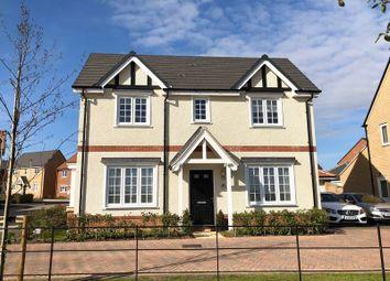 Thumbnail 4 bed detached house for sale in Myrtlewood Road, Bury St. Edmunds