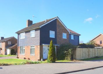 Thumbnail 4 bed detached house for sale in Thorney Road, Capel St Mary