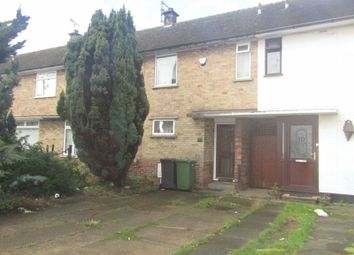 Thumbnail 3 bed terraced house for sale in Magdalen Way, Gorleston, Great Yarmouth