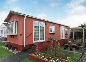 Thumbnail 1 bedroom mobile/park home for sale in Ashdale Park, London Road, Brandon