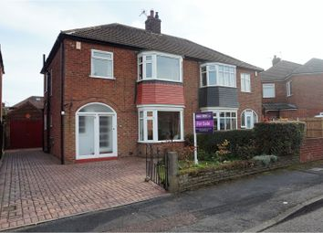 Thumbnail 3 bed semi-detached house for sale in Auckland Avenue, Marton, Middlesbrough