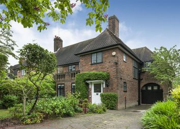Thumbnail 4 bed semi-detached house to rent in Raeburn Close, Hampstead Garden Suburb