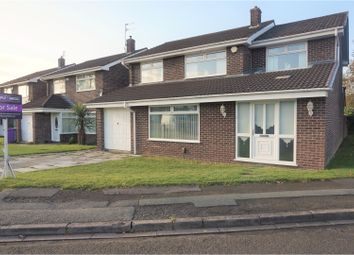 Thumbnail 3 bed detached house for sale in Greenodd Avenue, Liverpool