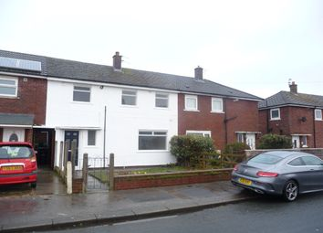 Thumbnail 3 bed terraced house for sale in Coniston Avenue, Lytham St. Annes