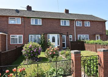 Thumbnail 3 bed terraced house for sale in Blackthorn Crescent, Whipton, Exeter