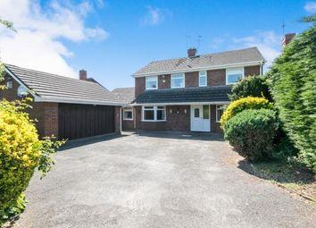 Thumbnail 5 bed detached house for sale in Station Road, Rossett, Wrexham, Wrecsam