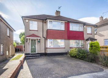 Thumbnail 3 bed semi-detached house for sale in Vicarage Lane, Chalk