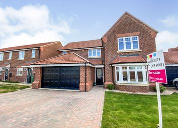 Thumbnail 4 bed detached house for sale in Grange Meadows, Selby