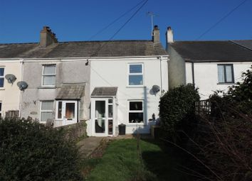 Thumbnail 2 bed cottage for sale in Pearces Row, Par