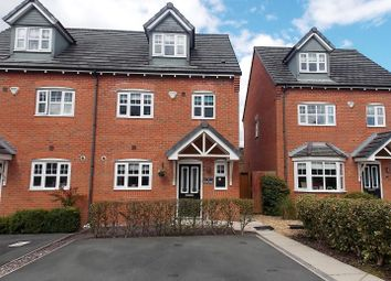 Thumbnail 4 bed semi-detached house for sale in Hale Bank, Westhoughton, Bolton