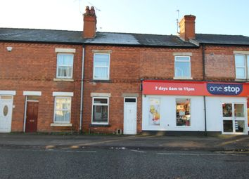 Thumbnail 2 bedroom terraced house for sale in Sleaford Road, Newark, Notts