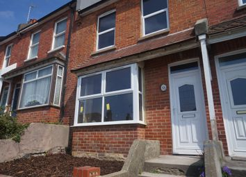 Thumbnail 2 bed terraced house to rent in Nesbitt Road, Brighton, East Sussex