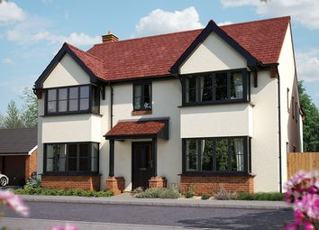 "Thumbnail 5 bed detached house for sale in ""The Ascot"" at Brook Street, Aston Clinton, Aylesbury"