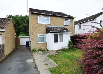 Thumbnail 4 bedroom detached house for sale in Elm Road, Folksworth