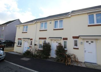 Thumbnail 3 bed terraced house to rent in Bridge View, Plymouth