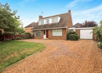 Thumbnail 3 bedroom detached house for sale in Lincoln Road, Werrington, Peterborough