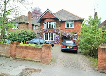 Thumbnail 4 bedroom property for sale in Valley Road, Ipswich