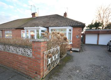 Thumbnail 2 bed bungalow for sale in Windsor Gardens, Shildon