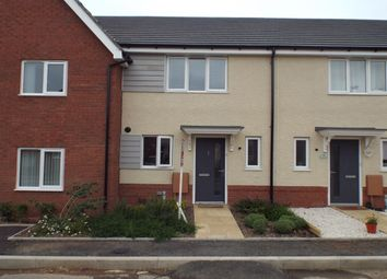 Thumbnail 2 bed terraced house for sale in Gladstone Avenue, Evesham
