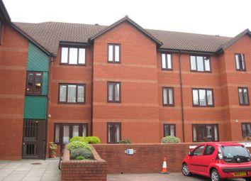 Thumbnail 1 bed flat to rent in Avondown Court, Yerbury Street, Trowbridge, Wiltshire